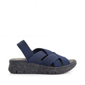 52236 X-Over Elastic Sandal
