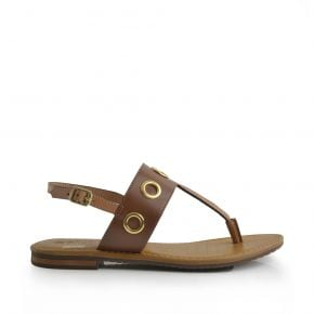 52308 Geox Flat Thong Strap Sandal